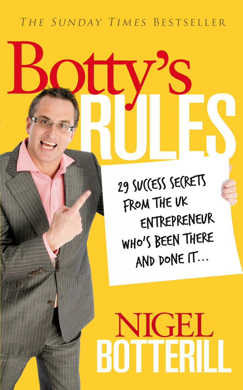 Nigel Botterill Botty's Rules